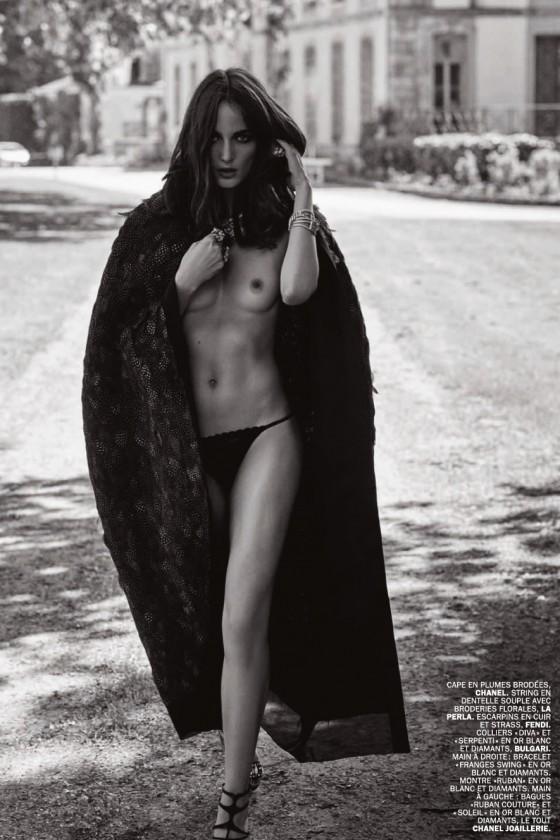 Zuzanna Bijoch  nackt